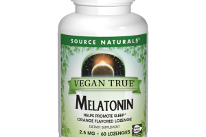 MELATONIN HELPS PROMOTE SLEEP ORANGE FLAVORED LOZENGE DIETARY SUPPLEMENT LOZENGES