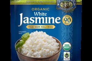 ORGANIC WHITE JASMINE THAI HOM MALI RICE
