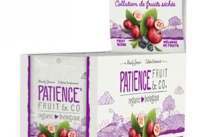 ORGANIC CLASSIC SWEETENED DRIED CRANBERRIES, TART CHERRIES & WILD BLUEBERRIES FRUIT BLEND