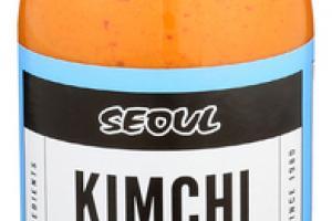 KIMCHI MAYO DIPPING SAUCE + CONDIMENT