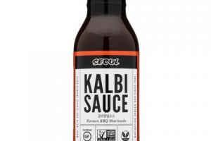 KOREAN BBQ MARINADE KALBI SAUCE