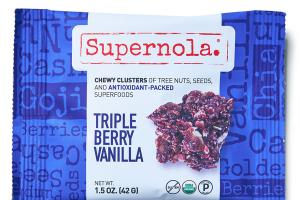 TRIPLE BERRY VANILLA CHEWY CLUSTERS