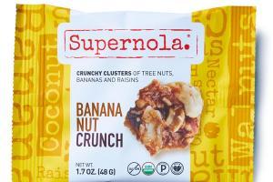 BANANA NUT CRUNCHY CLUSTERS