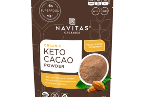 KETO CACAO POWDER