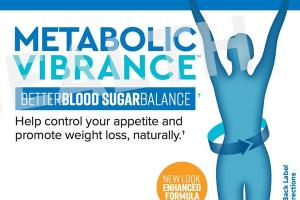 METABOLIC VIBRANCE BETTERBLOOD SUGARBALANCE HELP CONTROL YOUR APPETITE AND PROMOTE WEIGHT LOSS, NATURALLY DIETARY SUPPLEMENT VEGETABLE CAPSULES
