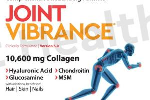 JOINT VIBRANCE COLLAGEN 10,600 MG COMPREHENSIVE REBUILDING FORMULA DIETARY SUPPLEMENT POWDER, ORANGE PINEAPPLE