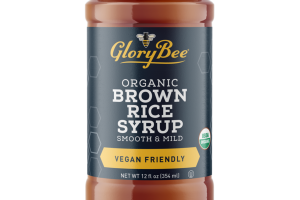 ORGANIC SMOOTH & MILD BROWN RICE SYRUP