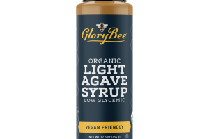 ORGANIC RAW LIGHT AGAVE SYRUP