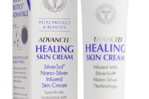 ADVANCED HEALING SKIN CREAM, NATURAL LAVENDER SCENT