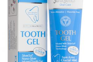 TRIPLE ACTION TOOTH GEL, GLACIAL MINT