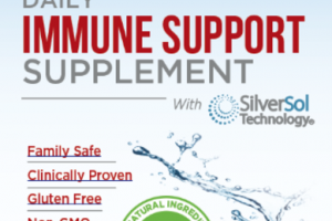 DAILY IMMUNE SUPPORT SUPPLEMENT