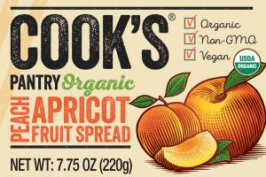 PEACH APRICOT FRUIT SPREAD