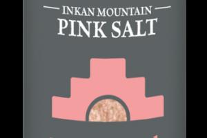 FINE PINK SALT