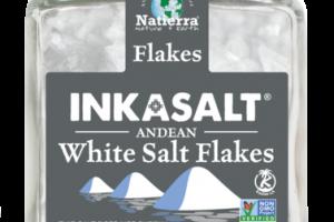 ANDEAN WHITE SALT FLAKES