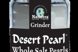WHOLE SALT PEARLS GRINDER