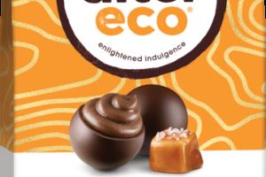 SALTED CARAMEL ORGANIC DARK CHOCOLATE TRUFFLES