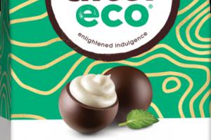 MINT CREME ORGANIC DARK CHOCOLATE TRUFFLES
