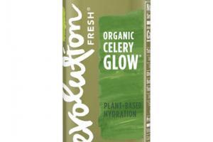 ORGANIC COLD-PRESSED CELERY GLOW & LEMON JUICE BLEND