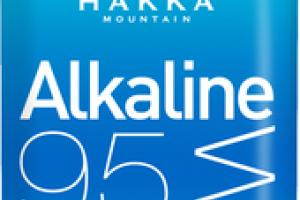ALKALINE WATER 9,5 PH HYDRATION SUPPLEMENT
