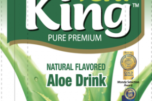 PURE PREMIUM ALOE DRINK