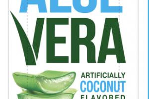 COCONUT FLAVORED FARMER'S ALOE VERA DRINK