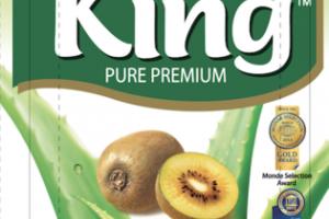 GOLD KIWI FLAVORED PURE PREMIUM ALOE DRINK