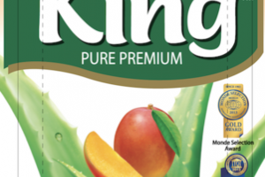 MANGO FLAVORED PURE PREMIUM ALOE DRINK