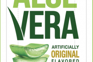 ORIGINAL FLAVORED FARMER'S ALOE VERA DRINK