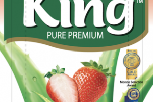 STRAWBERRY PURE PREMIUM ALOE DRINK