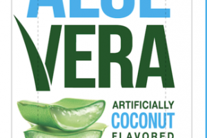 COCONUT FLAVORED FARMER'S ALOE VERA DRINK