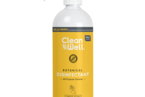 BOTANICAL DISINFECTANT ALL PURPOSE CLEANER, LEMON SCENT
