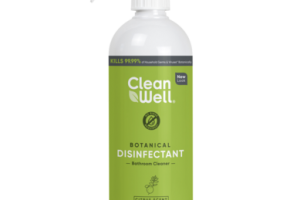 BOTANICAL DISINFECTANT BATHROOM CLEANER, CITRUS SCENT