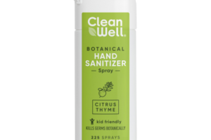 BOTANICAL HAND SANITIZER SPRAY, CITRUS THYME