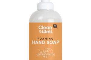 FOAMING HAND SOAP, ORANGE VANILLA