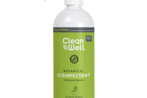 BOTANICAL DISINFECTANT BATHROOM CLEANER, CITRUS