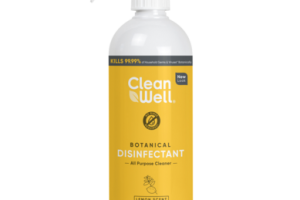 BOTANICAL DISINFECTANT ALL PURPOSE CLEANER, LEMON