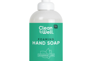 FOAMING HAND SOAP, SPEARMINT LIME