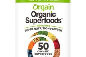 ORIGINAL FLAVOR ALL-IN-ONE SUPER NUTRITION POWDER