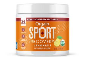 SPORT PLANT POWERED RECOVERY DIETARY SUPPLEMENT LEMONADE