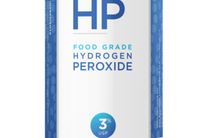 FOOD GRADE HYDROGEN PEROXIDE 3% USP SOLUTION