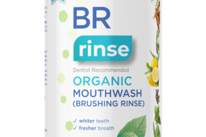 ORGANIC MOUTHWASH (BRUSHING RINSE)