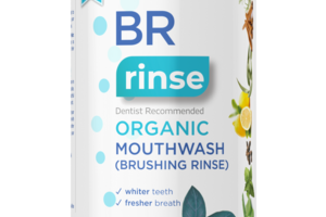 ORGANIC MOUTHWASH (BRUSHING RINSE) WINTERGREEN