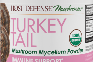 MUSHROOMS MYCELIUM IMMUNE SUPPORT DIETARY SUPPLEMENT POWDER