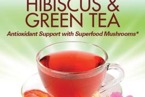 HIBISCUS & GREEN TEA DIETARY SUPPLEMENT BAGS