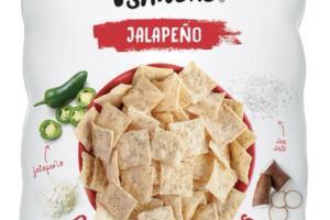 JALAPENO GRAIN FREE CASSAVA CHIPS