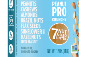 PEANUT PRO CRUNCHY 7 NUT & SEED BUTTER