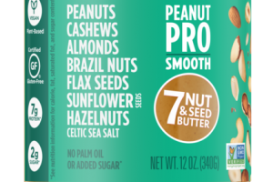 PEANUT PRO SMOOTH 7 NUT & SEED BUTTER
