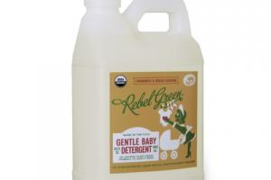 GENTLE BABY DETERGENT, CHAMOMILE & ORANGE BLOSSOM