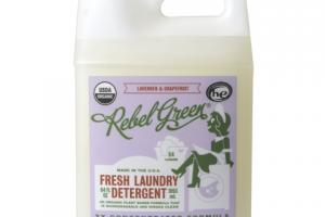 FRESH LAUNDRY DETERGENT, LAVENDER & GRAPEFRUIT