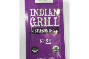 INDIAN GRILL SEASONING